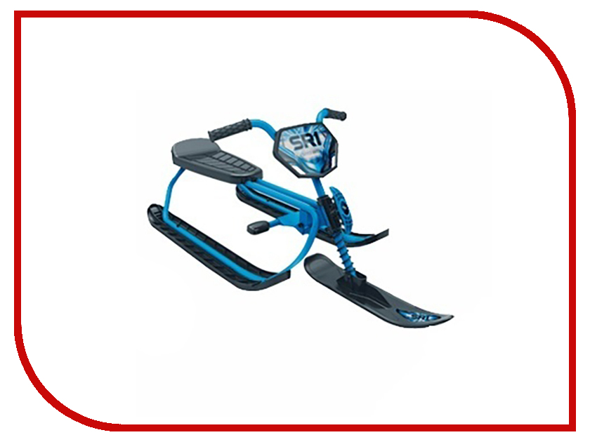 Снегокат Snow Moto Runner SR1 Light Blue SSC 12008 летняя шина cordiant road runner ps 1 185 65 r14 86h
