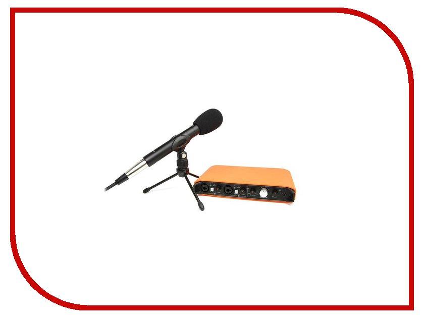 Комплект для звукозаписи Tascam iXRTP студийные мониторы tascam vl s3bt