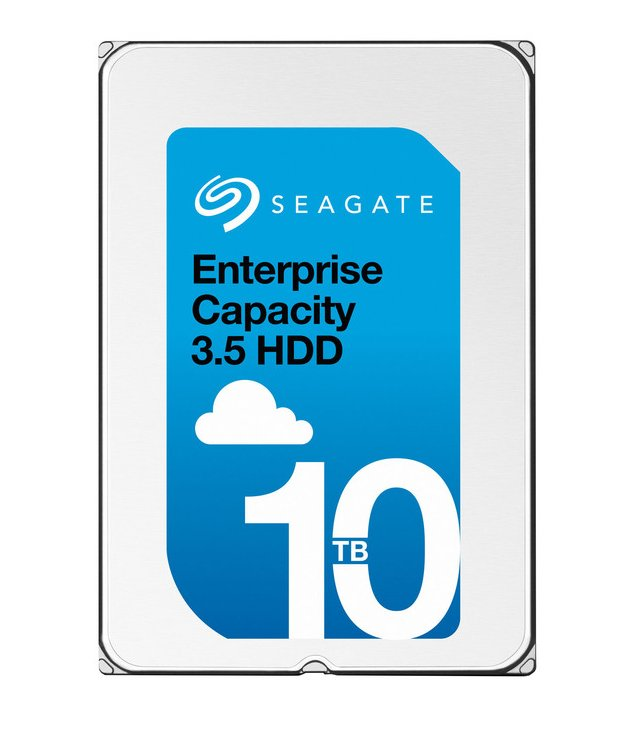 Жесткий диск 10Tb - Seagate Enterprise Capacity ST10000NM0016 жесткий диск seagate enterprise capacity 1tb st1000nx0313