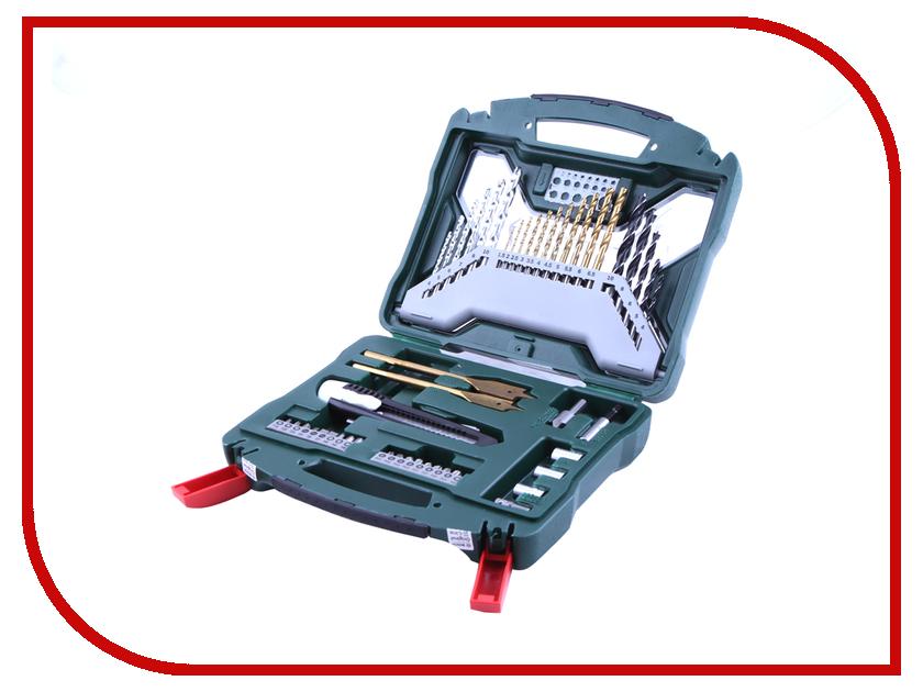 Набор сверл и бит Bosch X-Line-50 Titanium 2607019327