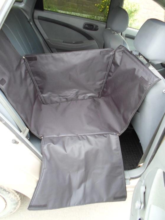 Автогамак AvtoPoryadok Maxi Black S17106Bl