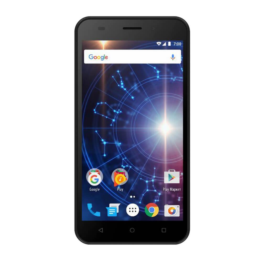 Сотовый телефон Vertex Impress Life Black