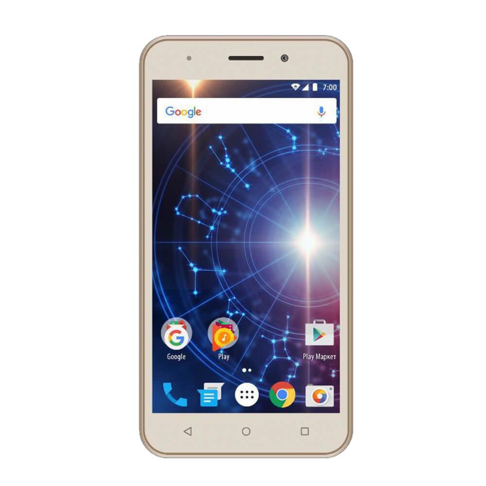Сотовый телефон Vertex Impress Life Gold цена