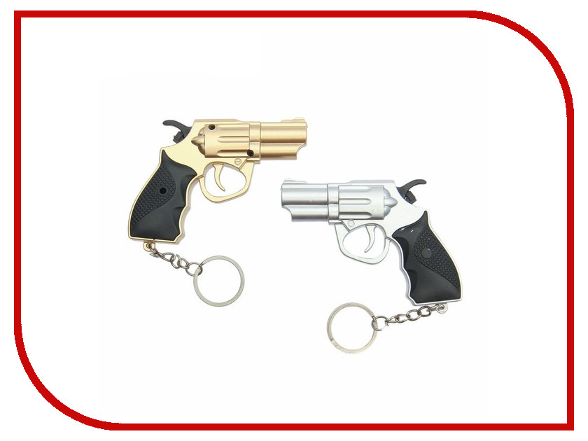 Лазерная указка СИМА-ЛЕНД Пистолет 2260838