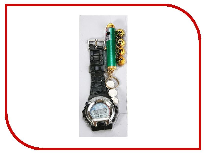 Лазерная указка СИМА-ЛЕНД Часы 812334 часы сима ленд супер мини 720783 будильник