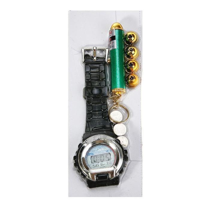 Лазерная указка СИМА-ЛЕНД Часы 812334