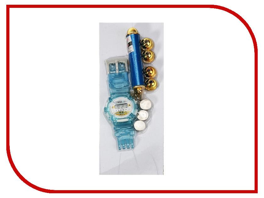 Лазерная указка СИМА-ЛЕНД Часы 812335 часы сима ленд супер мини 720783 будильник