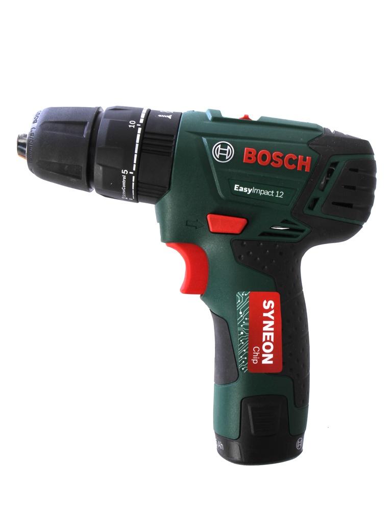 Электроинструмент Bosch EasyImpact 12 060398390E