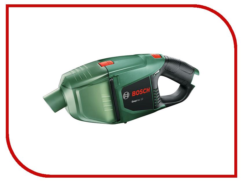 Пылесос Bosch EasyVac 12 06033D0000 пылесосы bosch пылесос bosch bsgl32180 2100вт красный