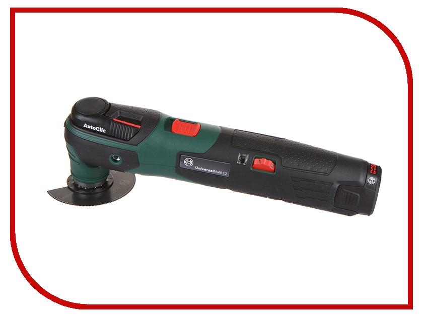 Шлифовальная машина Bosch UniversalMulti 12 0603103021 шлифовальная машина bosch gss 230 ave professional