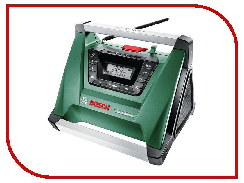 Радиоприемник Bosch Pra Multipower 06039A9000