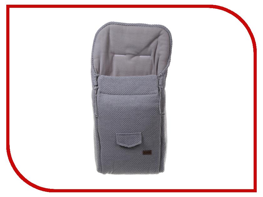 Конверт EKO Рис Gray SP-20 конверт eko вязанный рис флисовая подкладка 90x45 см серый sp 20