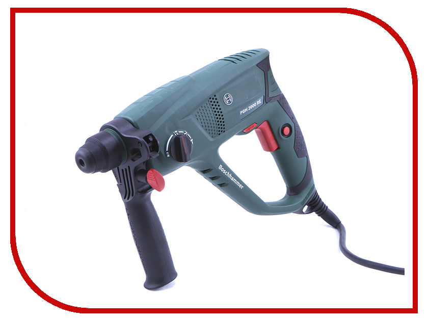 Перфоратор Bosch PBH 2000 Promo 06033A9322 electric hammer bosch pbh 2000 re tool tools power drill electric