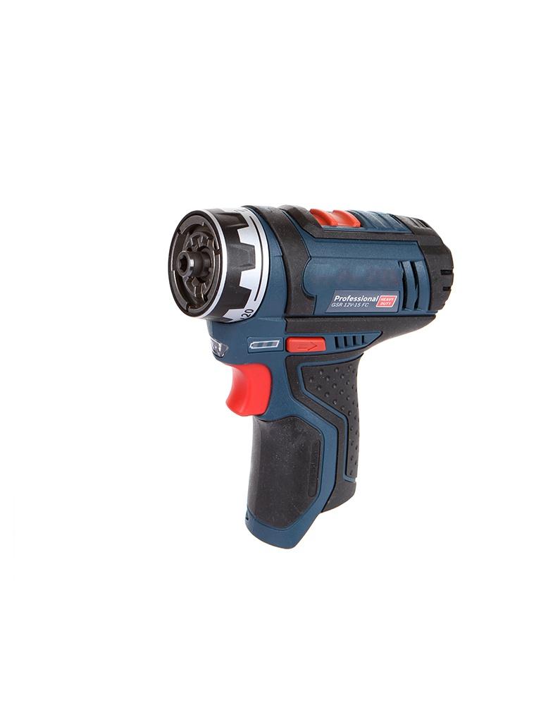 Электроинструмент Bosch GSR 12V-15 FC 06019F6004