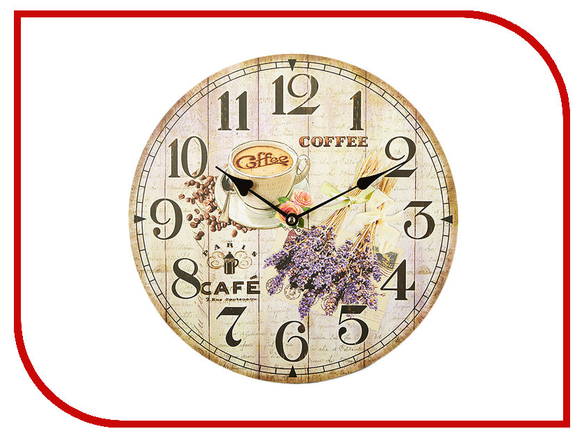 Часы Delta МДФ 34cm DT-0146 plenue 1