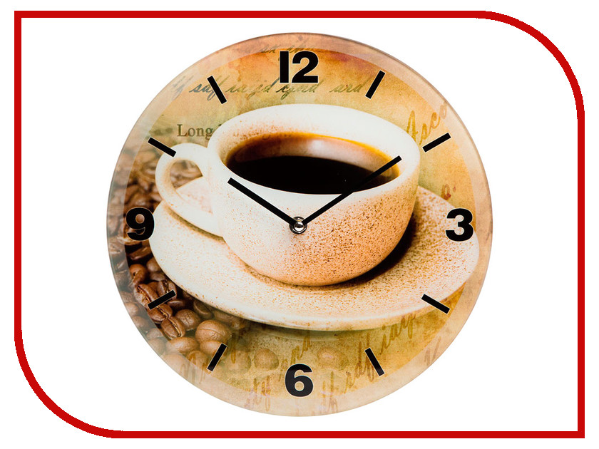 Часы Delta Утренний кофе DT-0131