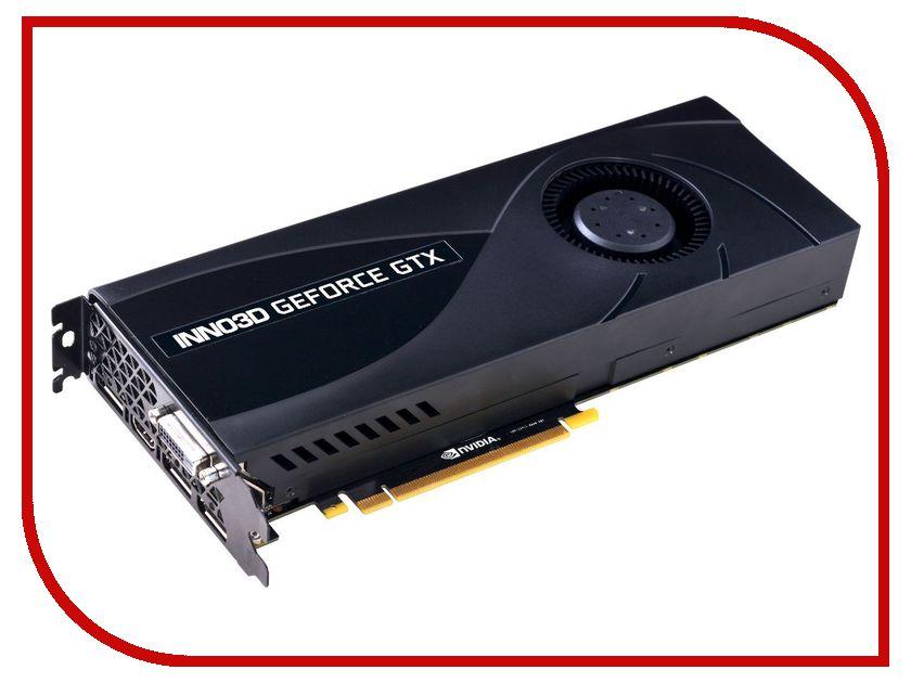 Видеокарта Inno3D GeForce GTX 1070 Ti Jet 1607Mhz PCI-E 3.0 8192Mb 8008Mhz 256 bit 3xDP DVI HDMI HDCP N107T-1DDN-P5DN