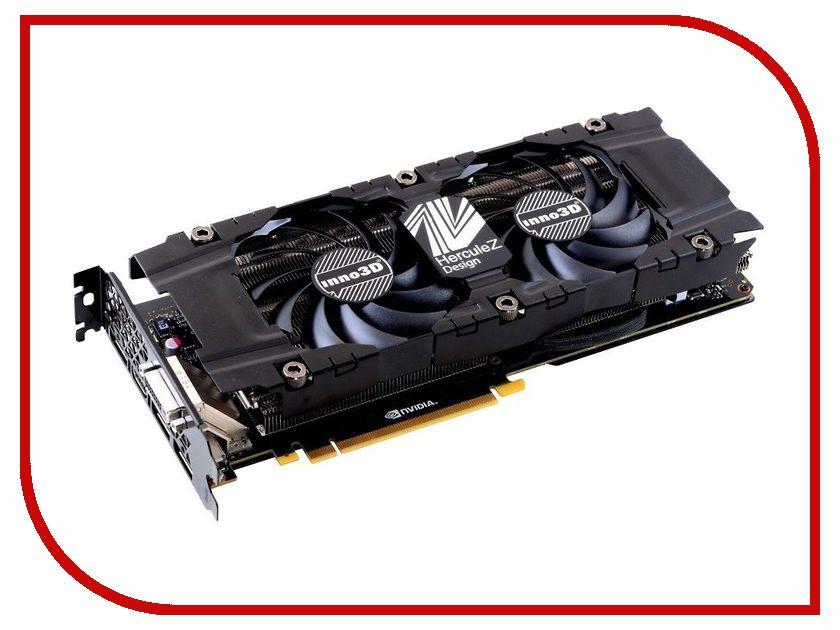 Видеокарта Inno3D GeForce GTX 1070 Ti Twin X2 1607Mhz PCI-E 3.0 8192Mb 8008Mhz 256 bit 3xDP DVI HDMI HDCP N107T-1SDN-P5DN видеокарта 6144mb msi geforce gtx 1060 gaming x 6g pci e 192bit gddr5 dvi hdmi dp hdcp retail