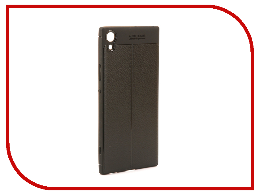 Аксессуар Чехол Sony Xperia XA1 Ultra Activ The Ultimate Experience Leather Black 75651 аксессуар чехол activ the ultimate experience carbon для apple iphone 7 8 black 75610