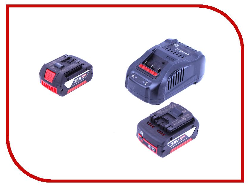 Набор Bosch Li-ion 18 В 5.0Ah + GAL 1880 CV 1600A00B8J att 0290 72 hex 02 attenuators interconnects 2db 18 ghz mr li