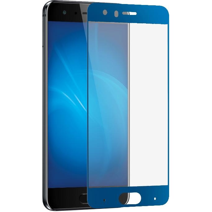 Аксессуар Закаленное стекло DF для Honor 9 Full Screen hwColor-20 Blue