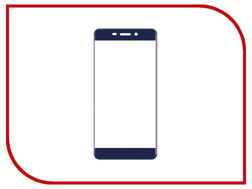 Аксессуар Закаленное стекло для Huawei Honor 6C Pro DF Full Screen hwColor-22 Blue аксессуар закаленное стекло для huawei honor 6c pro df full screen hwcolor 22 black