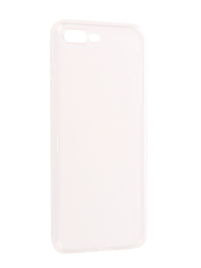 Чехол Onext для APPLE iPhone 7 Plus / 8 Silicone Transparent 70523