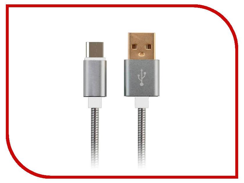 Аксессуар Moisture USB - microUSB 2.1A Graphite