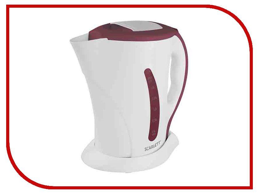Чайник Scarlett SC-EK14E09 White чайник scarlett чайник scarlett sc ek14e04 white blue page 3