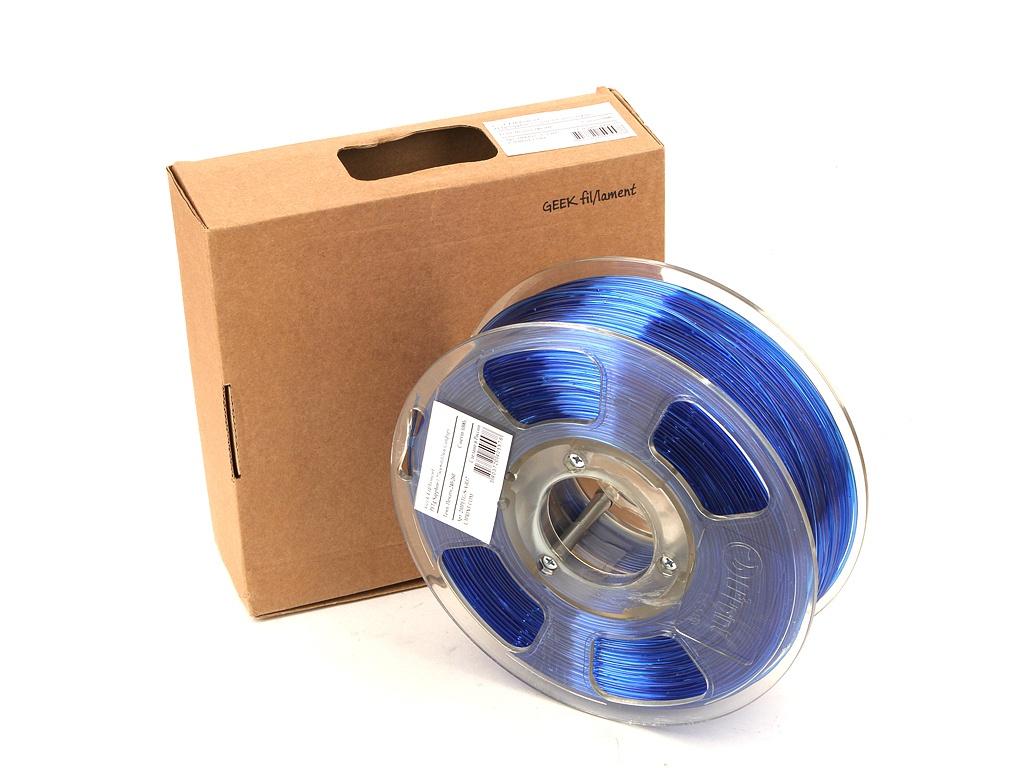 Аксессуар U3print Geek Fil/lament PETg 1.75mm 1kg Sapphire