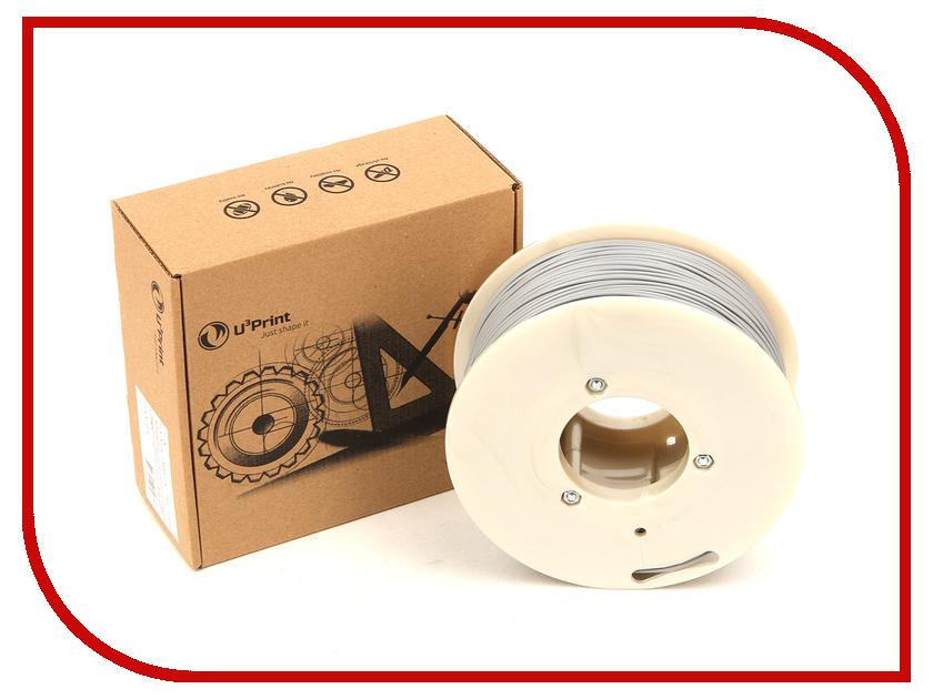 Аксессуар U3Print PLA-пластик Impact Master 1.75mm 0.45kg Ash