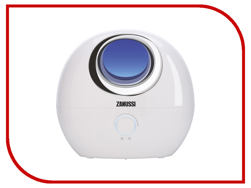 Zanussi ZH 3 Pebble White увлажнитель воздуха zanussi zh 3 pebble white