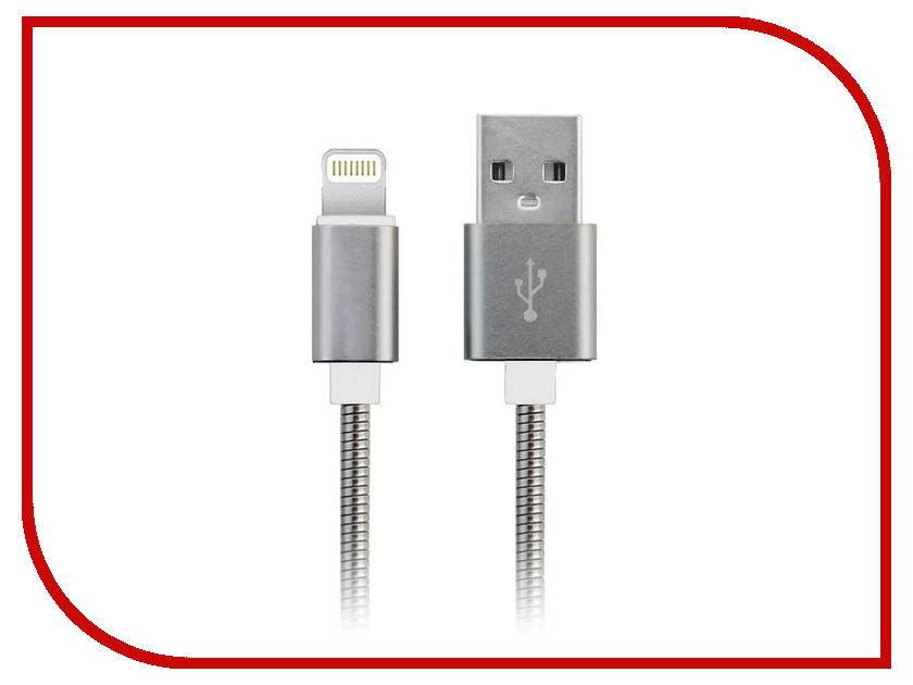 все цены на Аксессуар Moisture USB - Lightning 2.1A 8 pin Graphite онлайн