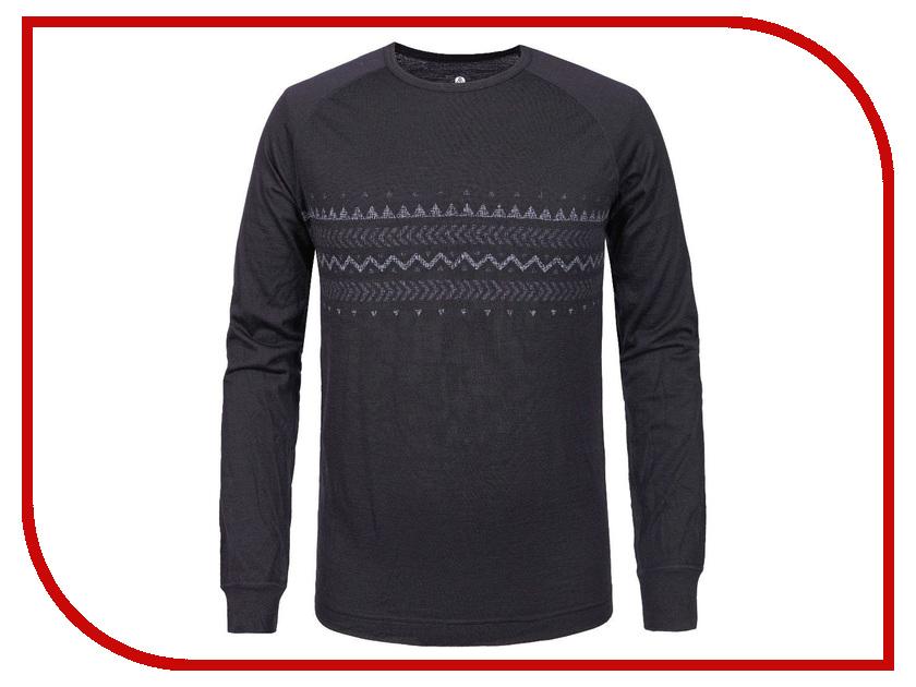 Рубашка GUAHOO Outdoor Light L Black G22-0100S