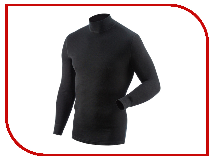 Рубашка GUAHOO Outdoor Heavy XL Black 22-0340N носки guahoo kids heavy antislip 31 34 blue orange 55 0673cf