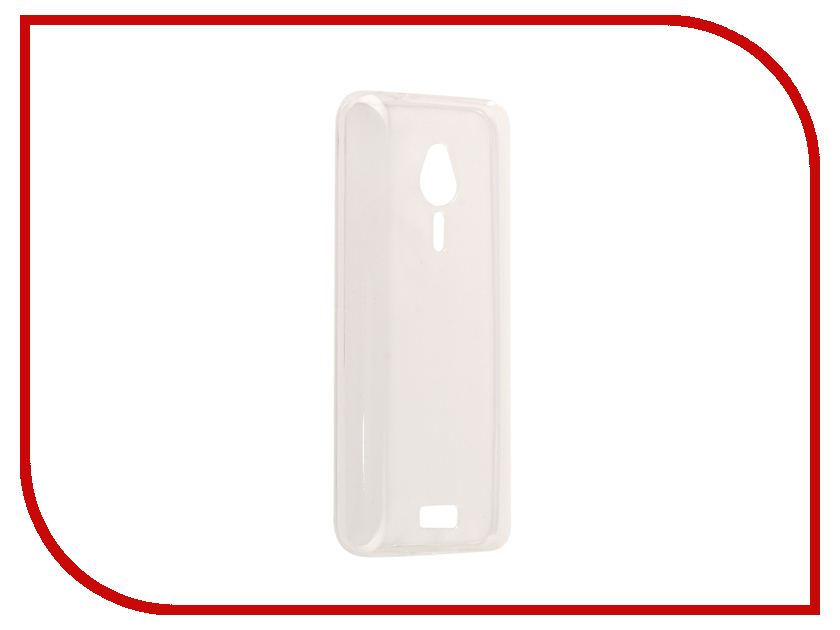 Аксессуар Чехол Nokia 230 Zibelino Ultra Thin Case White ZUTC-NOK-230-WHT