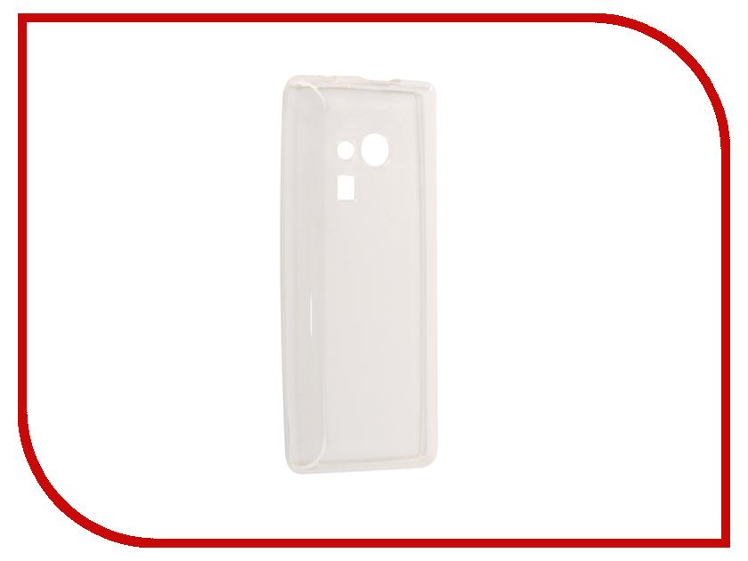 Здесь можно купить ZUTC-NOK-216-WHT  Аксессуар Чехол Nokia 216 Zibelino Ultra Thin Case White ZUTC-NOK-216-WHT