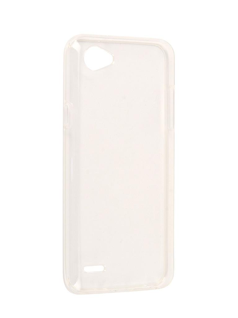 Аксессуар Чехол для LG Q6 Zibelino Ultra Thin Case White ZUTC-LG-Q6-WHT