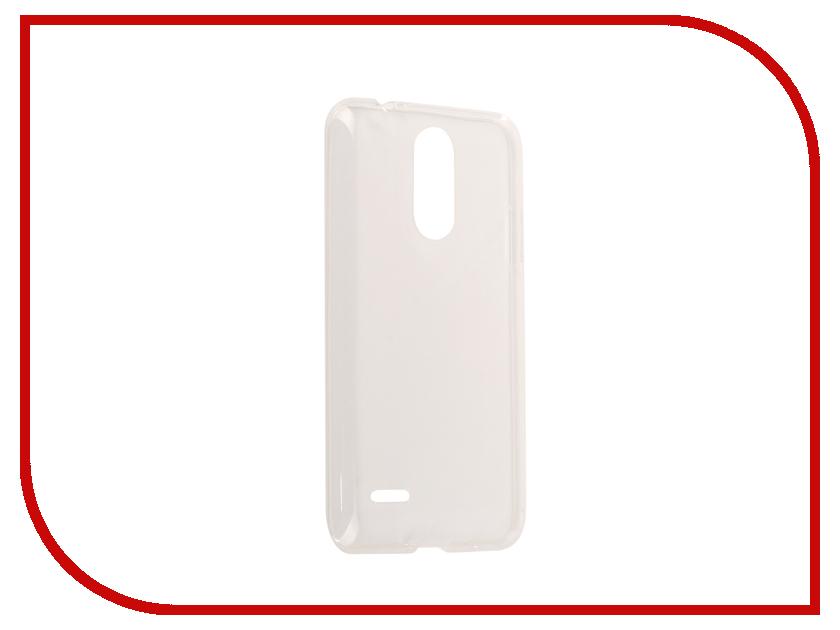 Аксессуар Чехол LG K7 2017 Zibelino Ultra Thin Case White ZUTC-LG-K7-2017-WHT аксессуар чехол xiaomi mi max 2 zibelino ultra thin case white zutc xmi max2 wht