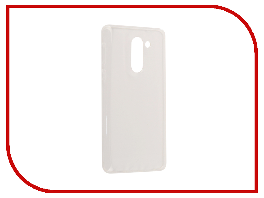 Аксессуар Чехол Huawei Honor 6X Zibelino Ultra Thin Case White ZUTC-HUA-HNR6X-WH аксессуар чехол huawei honor 6x zibelino classico black zcl hua hon 6x blk