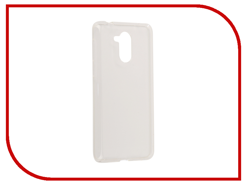 Аксессуар Чехол Huawei Honor 6C Zibelino Ultra Thin Case White ZUTC-HUA-HN6C-WHT