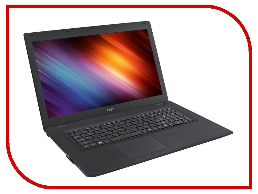 Ноутбук Acer TravelMate TMP278-M-377H NX.VBPER.013 (Intel Core i3-6006U 2.0 GHz/4096Mb/1000Gb/DVD-RW/Intel HD Graphics/Wi-Fi/Bluetooth/Cam/17.3/1600x900/Linux) free shipping 98%new camera lens unit without ccd for panasonic lumixdmc lx1 lx1 lens zoom unit assembly camera silver