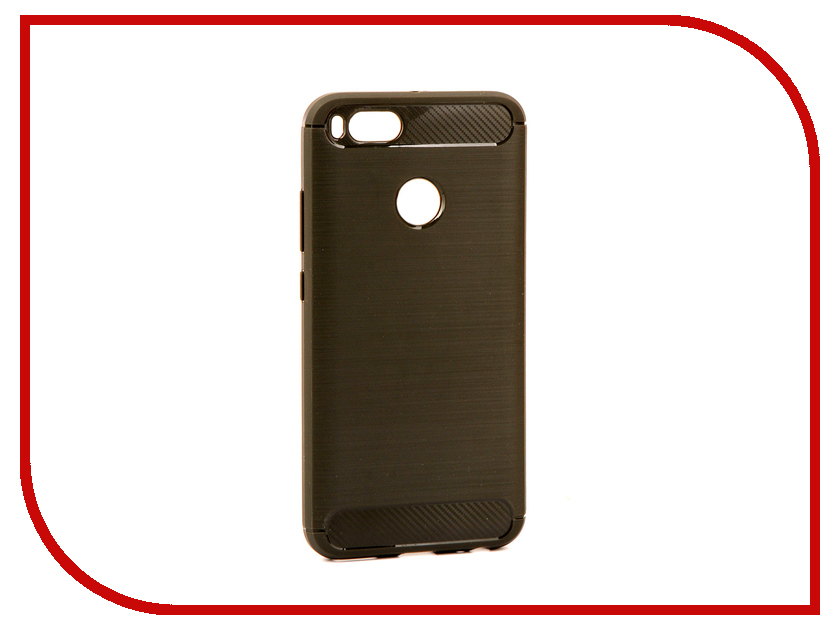 Аксессуар Чехол Xiaomi Mi A1 / Mi5X Zibelino Cover Back Elegant Grey ZCBE-XIA-Mi5X-GRY аксессуар чехол lenovo k10 vibe c2 k10a40 zibelino classico black zcl len k10a40 blk