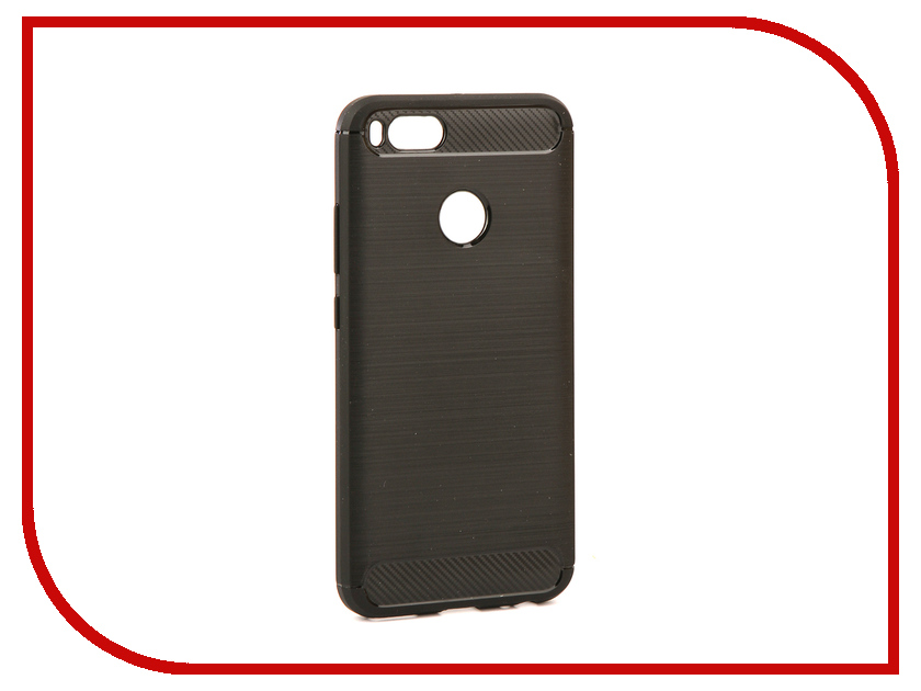 Аксессуар Чехол Xiaomi Mi A1 / Mi5X Zibelino Cover Back Elegant Black ZCBE-XIA-Mi5X-BLK catalog zashchita evs sport back blk single html