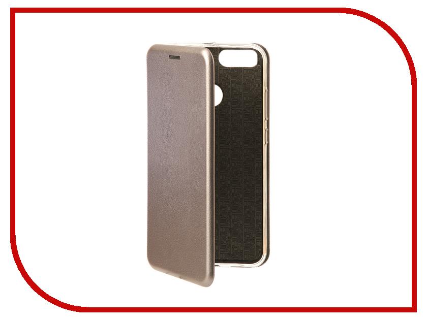 Аксессуар Чехол Xiaomi Redmi Mi A1 / Mi5X Zibelino Book Grey ZB-XIA-RDM-MI5X-GRY аксессуар чехол xiaomi redmi 4x zibelino classico black zcl xia rdm 4x blk