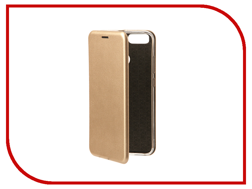 Аксессуар Чехол Xiaomi Redmi Mi A1 / Mi5X Zibelino Book Gold ZB-XIA-RDM-MI5X-GLD аксессуар чехол xiaomi redmi 4x zibelino classico black zcl xia rdm 4x blk