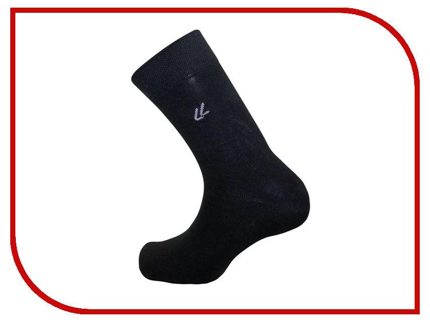 Носки Laplandic 39-40 2шт Black L51-7583CW рубашка laplandic professional s black a30s