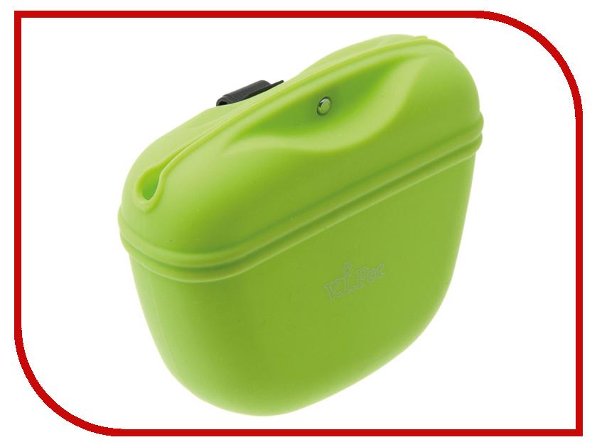 Сумочка для лакомств V.I.Pet Light Green 21007