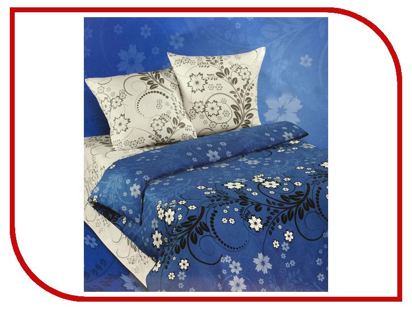 Постельное белье Экзотика 481 Комплект 1.5 спальный Поплин