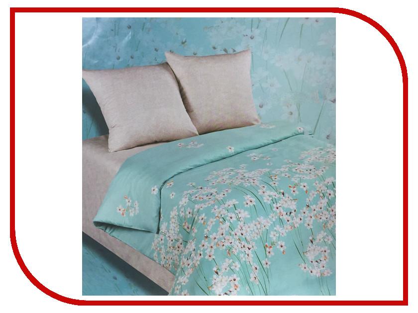 Постельное белье Экзотика 494 Комплект 2 спальный Поплин
